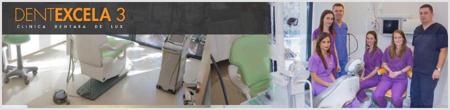 Dentexcela 3-clinica stomatologica-Bucuresti Logo