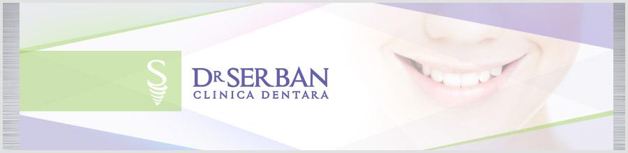 CLINICA STOMATOLOGICA DR. SERBAN MARIUS Logo