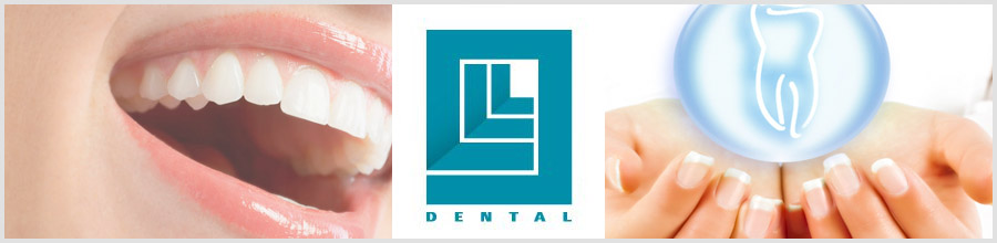 CLINICA STOMATOLOGICA LLL DENTAL Bucuresti Logo