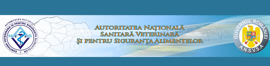 AGENTIA NATIONALA SANITAR VETERINARA Logo