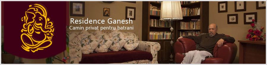 Residence Ganesh - Camin privat pentru batrani Bucuresti Logo