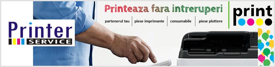 Printer Service Bucuresti - Service printere si plotter-e Logo