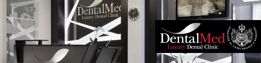 Clinica stomatologica DENTALMED sector 5 Logo