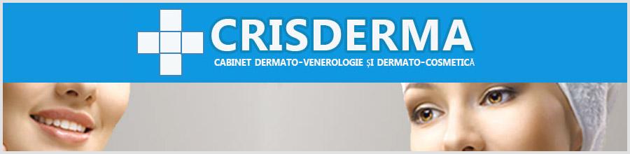 CABINET MEDICAL CRISDERMA - Dermato-venerologie si dermato-cosmetica Logo
