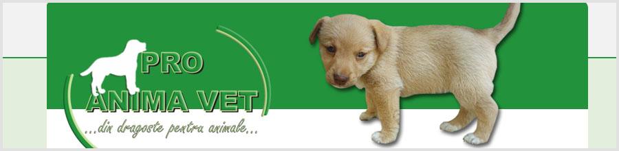 CABINET VETERINAR PRO ANIMA VET Logo