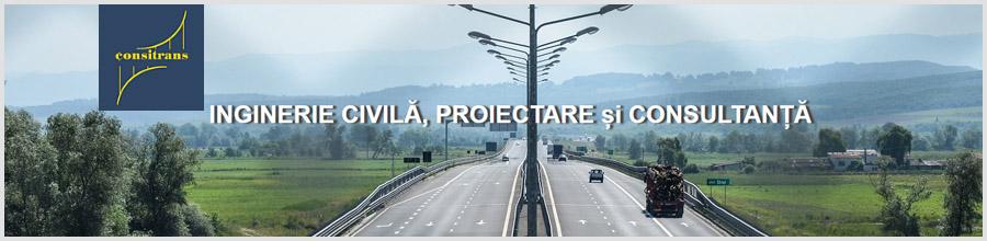 CONSITRANS inginerie civila, proiectare si consultanta Bucuresti Logo