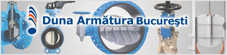 DUNA ARMATURA BUCURESTI Logo