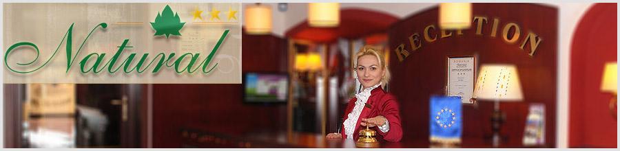 Adresa Hotel Pensiune NATURAL***-jud. BRASOV Logo