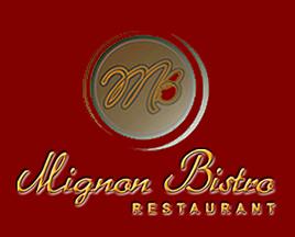 RESTAURANT MIGNON BISTRO Logo