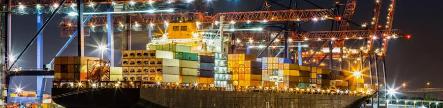 Medtainer Romania - Transport maritim containerizat intern si international de marfa, Constanta Logo