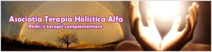 Cabinetul ALFA REIKI - Reiki si terapii complementare Logo
