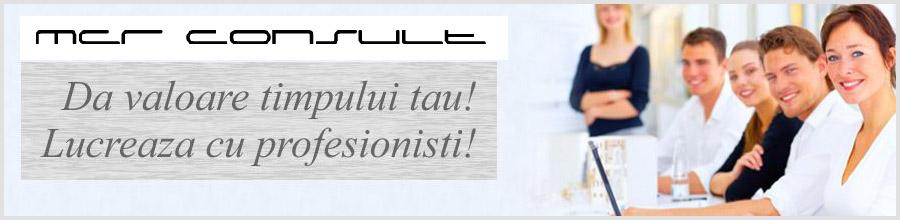MCR Consult Partners - Consultanta in afaceri si management, Bucuresti Logo