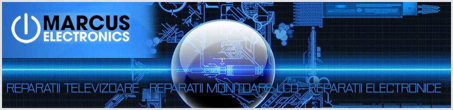 MARCUS ELECTRONICS - Servicii reparatii electronice Bucuresti Logo