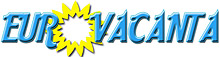 Agentia de Turism EUROVACANTA Logo