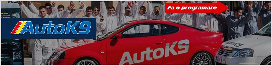 AUTO K9 RMV Service auto complet Bucuresti Logo