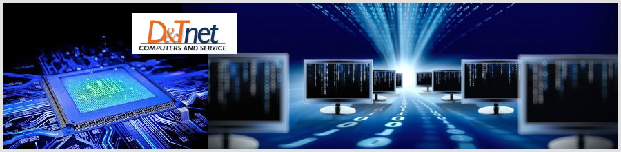 D&T Net Computers & Service Bucuresti - Infrastructuri IT&C si asistenta tehnica Logo