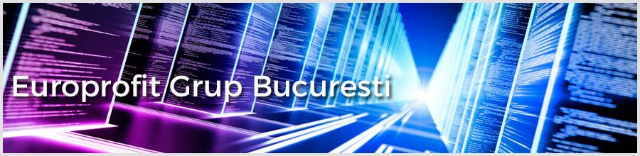 Europrofit Grup Bucuresti - Service computere si echipamente IT Logo