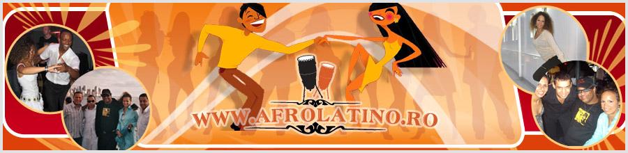 Asociatia Afrolatino Productions Logo