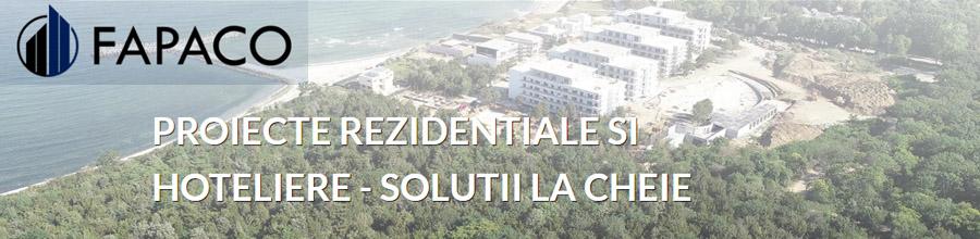 FAPACO Constructii Logo