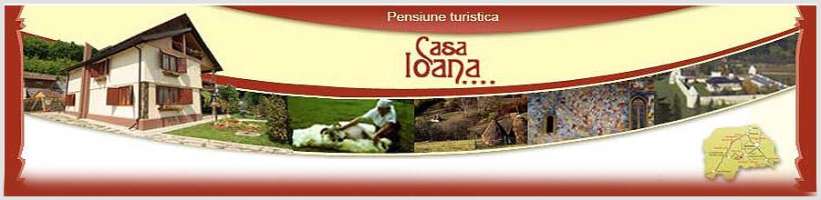 PENSIUNEA CASA IOANA****-jud. SUCEAVA Logo