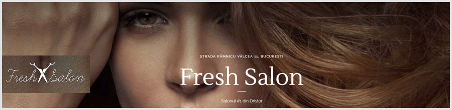 FRESH SALON Logo
