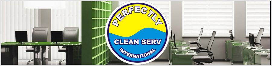 PERFECTLY CLEAN SERV INTERNATIONAL curatenie Bucuresti Logo