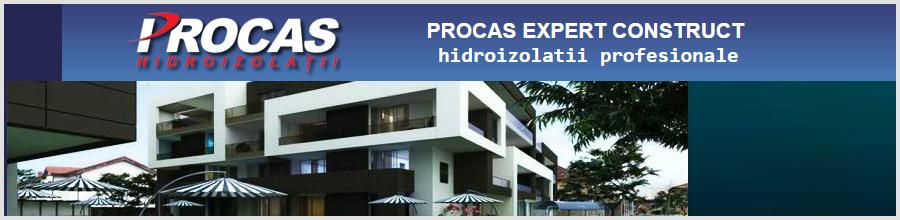 Procas Expert Construct Hidroizolatii Logo