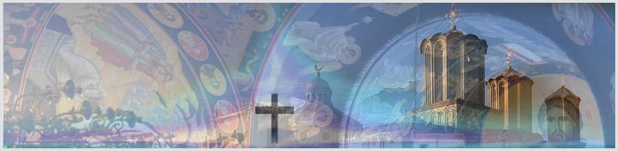 Biserica Acoperamantul Maicii Domnului - Titan, sector 3 Logo