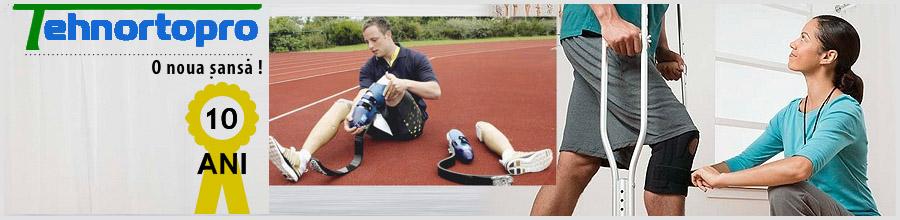 Tehnortopro Bucuresti - Proteze orteze corsete dispozitive de mers Logo