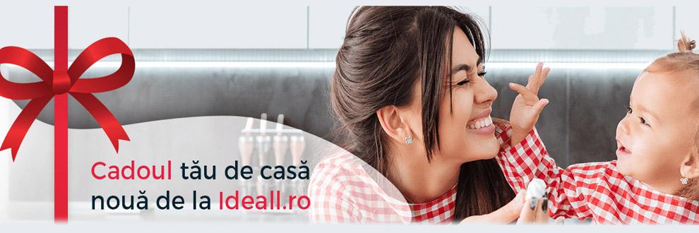 IDEALL MEDIA Magazin online de electrocasnice si electronice Logo