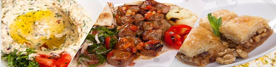 Mezze, Restaurant libanez - Bucuresti Logo