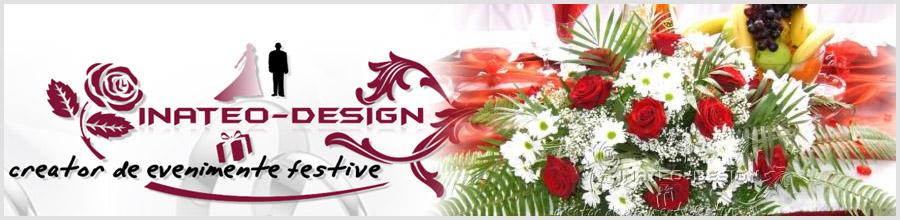 INATEO DESIGN Logo