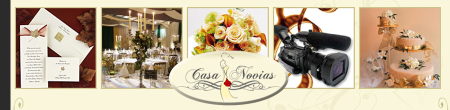 CASA NOVIAS Logo