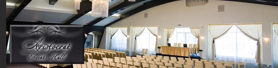 Aristocrat Events Hall - Organizare evenimente de lux Logo