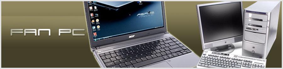 FAN PC Bucuresti - Reparatii calculatoare, laptopuri, monitoare Logo