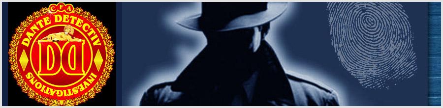 DANTE DETECTIV agentie de investigatii private Bucuresti Logo