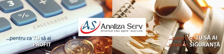 ANALIZA SERV Logo