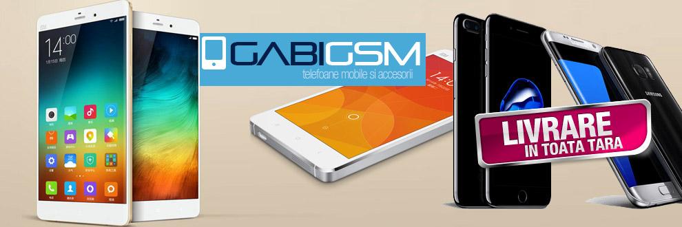 GABIGSM telefoane mobile si accesorii online Logo