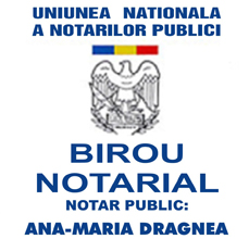 Birou Notarial DRAGNEA ANA-MARIA Logo