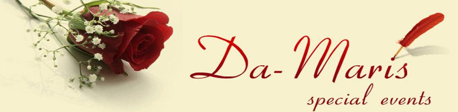 DA-MARIS SPECIAL EVENTS Logo