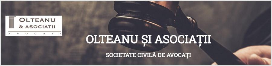 Societate Civila de Avocati OLTEANU SI ASOCIATII Logo