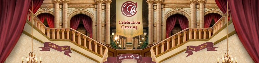 CELEBRATION CATERING Logo