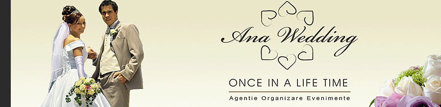 ANA WEDDING Logo