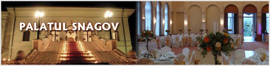Palatul Snagov - Locatie evenimente Snagov, Ilfov Logo