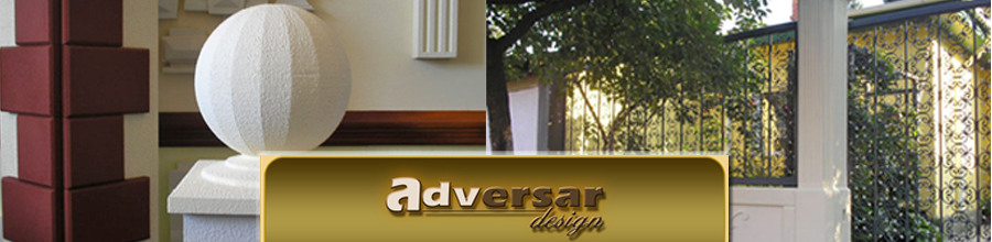ADVERSAR DESIGN Logo