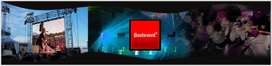BESTEVENT servicii complete pentru orice tip de eveniment Bucuresti Logo