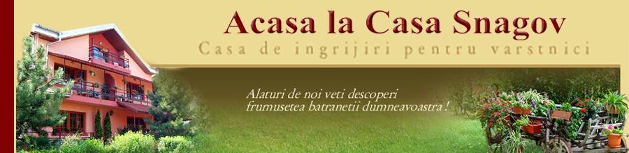 ACASA LA CASA SNAGOV Logo