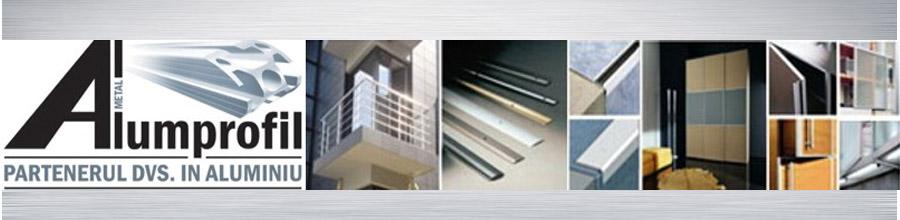 Alumprofil Metal - Profile din aluminiu eloxat, Bucuresti Logo