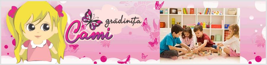 Cami Gradinita & After School - Bucuresti Logo