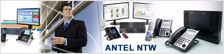 ANTEL NTW Logo